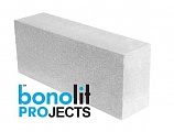 Блок перегородочный D500 BONOLIT PROJECTS